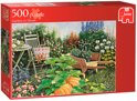 Jumbo Garden in  Bloom - Puzzel - 500 stukjes