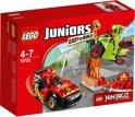 LEGO Juniors Ninjago Slangenduel - 10722