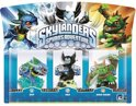 Skylanders Spyro's Adventure: Triple Pack Hex, Zap, Dinorang