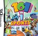 101 Megamix Sportsgames Nintendo Ds