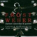 Weber - Clarinet