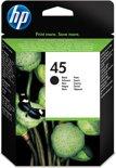 HP 45 - Inktcartridge / Zwart (51645AE)