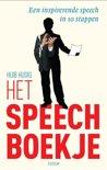 Het speechboekje
