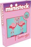 Ministeck Flamingos