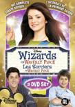 WIZARDS OF WAVERLY PLACE S1 DVD NL/FR