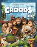 The Croods (3D Blu-ray)