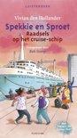 Spekkie en Sproet - Raadsels op het cruise-schip (luisterboek)