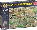 Jan van Haasteren De Boerderij - Puzzel 3000 Stukjes