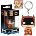 Funko: Pocket Pop Keychains Batman 75th Anni. - Orange Batman