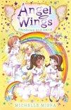 Angel Wings: Rainbows and Halos