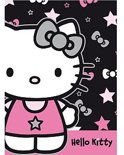 Hello Kitty dagboek stars & stripes