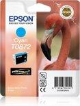 Epson T0872 - Inktcartridge / Cyaan