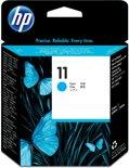 HP 11 - Inktcartridge / Cyaan / Hoge Capaciteit