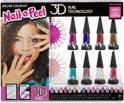 Mga Nagelset Nail-a-peel Deluxe 80-delig