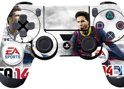 GameID PS4 Dualshock 4 Controller Skin Sticker – FIFA 14 Bale and Messi