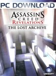 Assassin's Creed Revelations DLC 3 - The Lost Archive - PC
