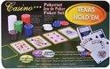 Magazijnstunts Complete pokerset met 200 chips