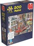 Jan van Haasteren Brand Meester - Puzzel 500 stukjes