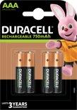 Duracell AAA Oplaadbare Batterijen