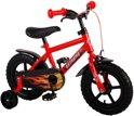 Yipeeh Extreme - Kinderfiets - Jongens - Oranje - 12 Inch