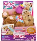 Hasbro Feed me babies fur real: burpsie bear