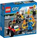 LEGO City Brandweer Startset - 60088