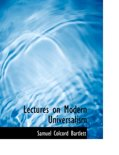 Lectures on Modern Universalism