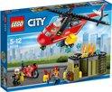 LEGO City Brandweer Inzetgroep - 60108