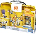 Mega Bloks Despicable Me - Minion Koffer - Constructiespeelgoed