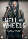 Hell On Wheels - Seizoen 2