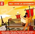 40x Vive La Chanson
