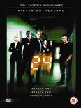 24 - Seizoen 1, 2 en 3 Boxset (20DVD)