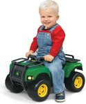 Britains John Deere Sit & Scoot - Loopauto