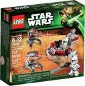 LEGO Star Wars Clone Troopers vs. Droidekas - 75000