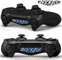GameID PS4 Game Controller LED Sticker - Full of Skulls