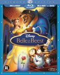 Belle En Het Beest (Diamond Edition) (Blu-ray+Dvd Combopack)