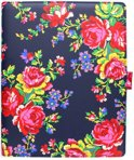 Accessorize - Navy Rose iPad case (iPad 2/3/4/Air)