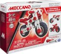 Meccano Junior Motorcycle - Bouwset