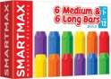 SmartMax Xtension Set - 6 Korte & 6 Lange Staven