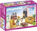 Playmobil Woonkamer met houtkachel - 5308