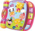 VTech Baby Magisch Muziekboek Roze - Activity-center
