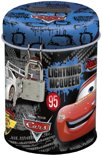 Cars Piston Cup - Spaarpot 11,5 cm met slotje - Multi colour