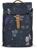 The Pack Society Small - Rugzak - Dark Floral Allover