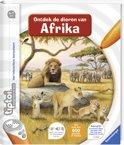 tiptoi® boek Ontdek de dieren in Afrika