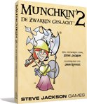 Munchkin 2 De zwakken geslacht - Uitbreiding