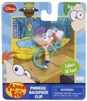 Disney Phineas and ferb backpack clip phineas