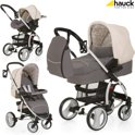 Hauck Malibu XL All in One - Kinderwagen - Rock