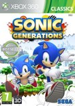 Sonic Generations (Classcis)  Xbox 360
