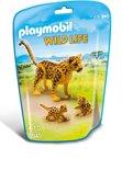 Playmobil Luipaard met welpen - 6940