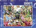 Ravensburger Disney Kerstmis op station - Puzzel van 1000 stukjes